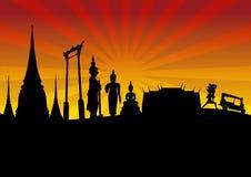 Free Vector Thailand Travel Design Royalty Free Stock Photo - 50497055