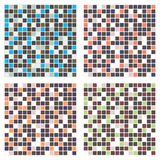 Vector tile Stock Images