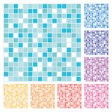 Vector tile Royalty Free Stock Images