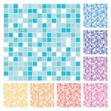 Vector tile royalty free illustration