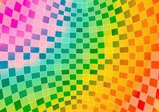Vector Tile Background Stock Photography