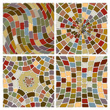 Vector tile Royalty Free Stock Image
