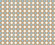 Vector tile pattern, Lisbon floral mosaic, Mediterranean seamless navy blue ornament royalty free illustration