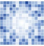 Vector tiles mosaic background Stock Photography