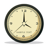 Vector time concept Stock Photography