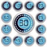 Vector timer vector illustration
