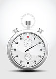 Vector timer Stock Image