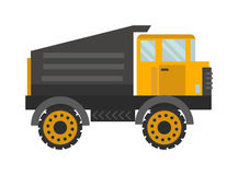 Vector tipper illustration Stock Photo