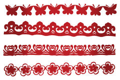 Vector of Traditional Chinese Paper-cut Stock Photo