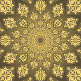 Vector Traditional Muslim ornament Royalty Free Stock Images