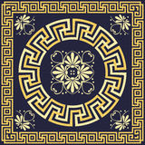 Vector Traditional vintage gold Greek ornament (Me Stock Photo