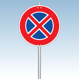 Vector Traffic Sign Stock Photos