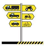 Vector Traffic Signs. Traffic Signs .Vector illustration set Stock Photo