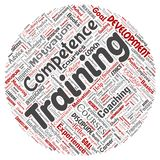 Vector training, coaching or learning, study Stock Photos
