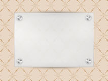 Vector Transparent Blank Frame Royalty Free Stock Photos