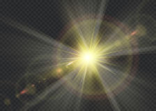 Vector transparent sunlight special lens flare light effect. Vector transparent sunlight special lens flare light Stock Photo
