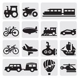 Vector transportation Royalty Free Stock Images