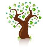 Vector tree Stock Photos