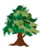 Vector tree design Stock Photo