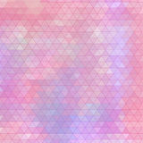 Vector triangle fantasy background. Artistic Stock Photo