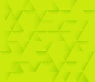 Vector triangular abstract geometric background Royalty Free Stock Photography