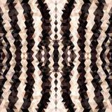 Vector tribal blanco y negro Fotografía de archivo