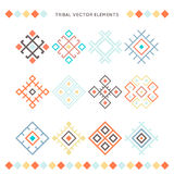 Vector tribal collection vector illustration