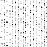 Vector Tribal Pattern Royalty Free Stock Photography