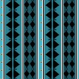 Vector tribal pattern with blue pastel colors african ethnic background. Good for your textile fashion wrapping and print. Line maya aztec texture illustration stock illustration