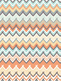Vector tribal striped seamless pattern. Stock Image