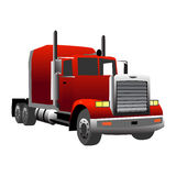 Vector truck Royalty Free Stock Images