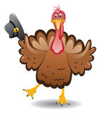 vector turkey Stock Image