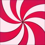 Vector twirled background Stock Image