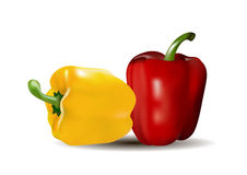 Sweet pepper Royalty Free Stock Images