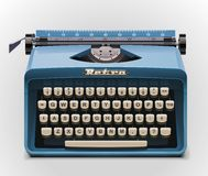 Vector typewriter XXL icon Stock Image