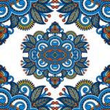 Vector uitstekend ornament Royalty-vrije Stock Afbeeldingen