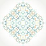 Vector uitstekend patroon in Victoriaanse stijl Royalty-vrije Stock Afbeeldingen