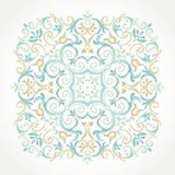 Vector uitstekend patroon in Victoriaanse stijl Royalty-vrije Stock Fotografie