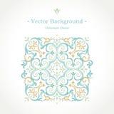 Vector uitstekend patroon in Victoriaanse stijl Royalty-vrije Stock Foto's