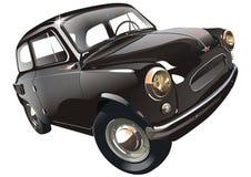 Vector uitstekende auto Royalty-vrije Stock Afbeelding