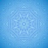 Vector uitstekende sierachtergrond Royalty-vrije Stock Afbeeldingen