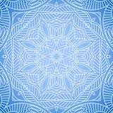 Vector uitstekende sierachtergrond Stock Afbeeldingen