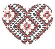 Vector Ukrainian national ornaments Royalty Free Stock Photography