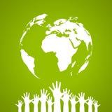 Vector unity poster Stock Photos