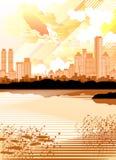 Vector urban art Stock Photos