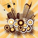 Vector urban art Royalty Free Stock Image
