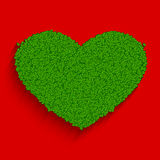 Vector valentines day background. Eps10 Stock Photography