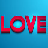 Vector valentines day background. Eps10 Stock Images