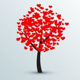 Vector valentines day background. Eps10 Royalty Free Stock Images