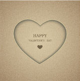 Vector valentines day background. Eps10 Royalty Free Stock Photography